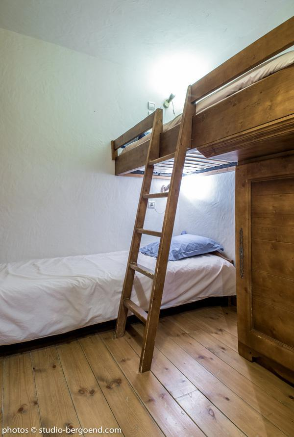Vacaciones en montaña Apartamento 3 piezas para 4 personas (E8) - Résidence les Alpages de Chantel - Les Arcs - Alojamiento