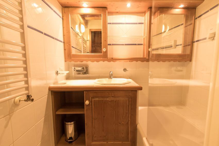 Vacaciones en montaña Apartamento dúplex 4 piezas 6 personas (E14) - Résidence les Alpages de Chantel - Les Arcs - Alojamiento