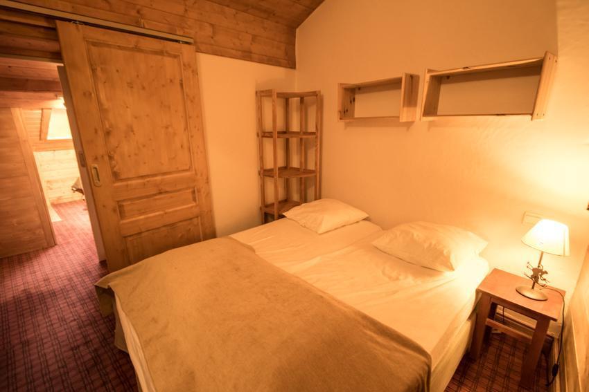 Vacaciones en montaña Apartamento dúplex 4 piezas 6 personas (E14) - Résidence les Alpages de Chantel - Les Arcs - Cama doble