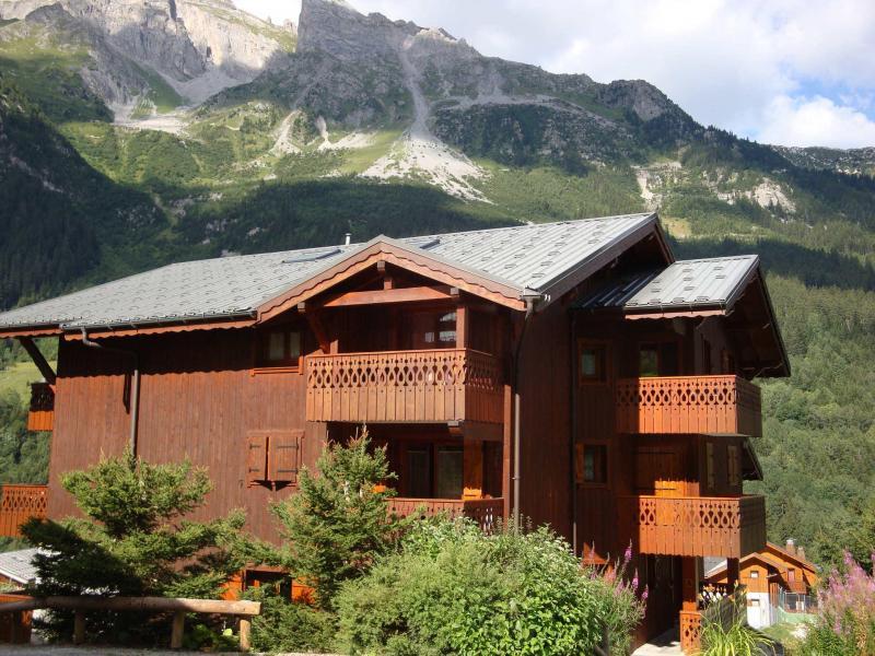 Vacaciones en montaña Résidence les Alpages de Pralognan A - Pralognan-la-Vanoise - Verano
