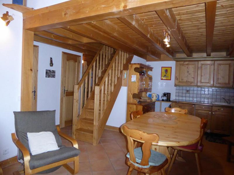 Wakacje w górach Apartament duplex 4 pokojowy 6 osób (18) - Résidence les Alpages de Pralognan A - Pralognan-la-Vanoise - Stołem