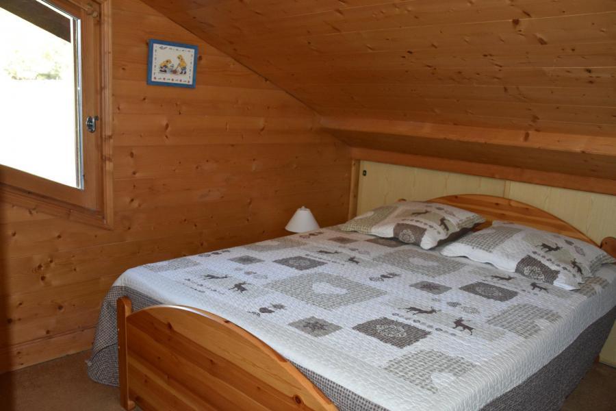 Vacaciones en montaña Apartamento dúplex 4 piezas 6 personas (18) - Résidence les Alpages de Pralognan A - Pralognan-la-Vanoise - Comedor
