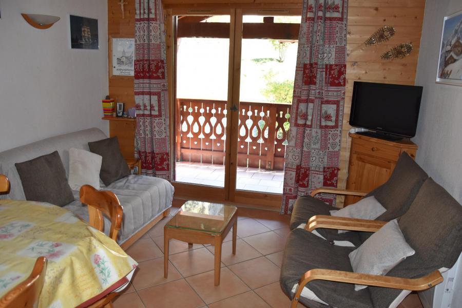 Vacaciones en montaña Apartamento dúplex 4 piezas 6 personas (18) - Résidence les Alpages de Pralognan A - Pralognan-la-Vanoise - Estancia
