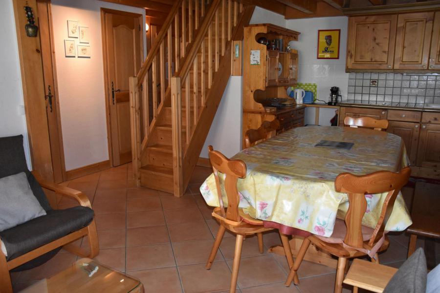 Vacaciones en montaña Apartamento dúplex 4 piezas 6 personas (18) - Résidence les Alpages de Pralognan A - Pralognan-la-Vanoise - Sofá