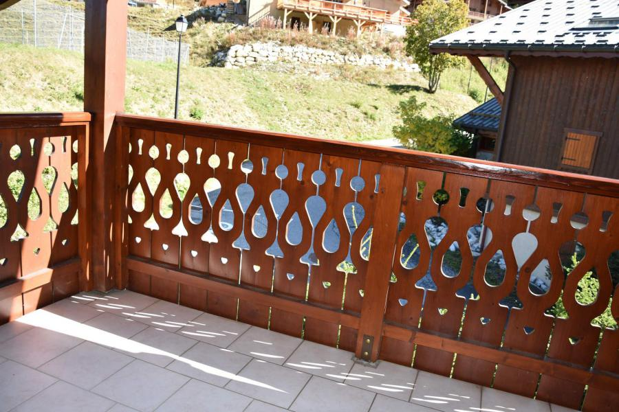 Vacaciones en montaña Apartamento dúplex 4 piezas 6 personas (18) - Résidence les Alpages de Pralognan A - Pralognan-la-Vanoise - Velux
