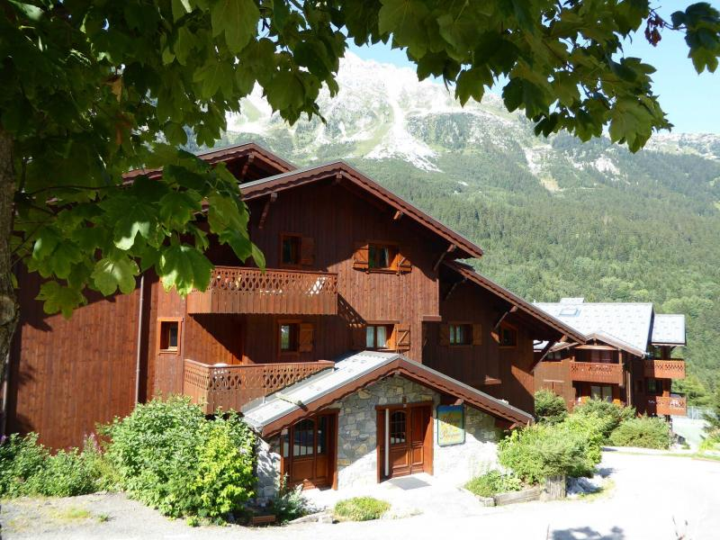 Vacaciones en montaña Résidence les Alpages de Pralognan B - Pralognan-la-Vanoise - Verano