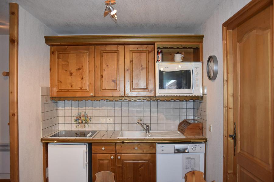 Wakacje w górach Apartament 4 pokojowy 6 osób (14) - Résidence les Alpages de Pralognan D - Pralognan-la-Vanoise - Aneks kuchenny
