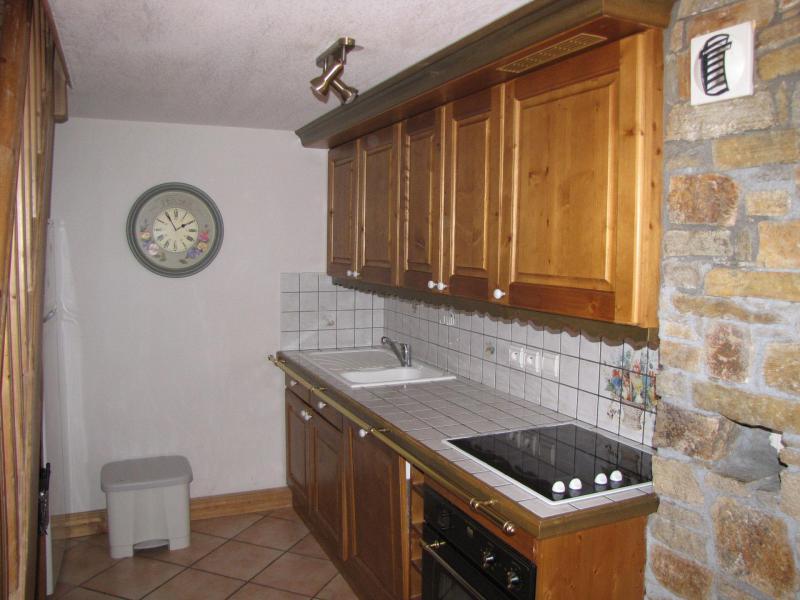 Wakacje w górach Apartament duplex 5 pokojowy 8 osób (17) - Résidence les Alpages de Pralognan D - Pralognan-la-Vanoise - Kuchnia