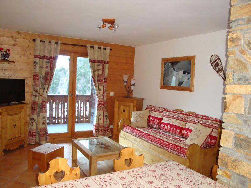 Vacaciones en montaña Apartamento 3 piezas para 6 personas (11) - Résidence les Alpages de Pralognan E - Pralognan-la-Vanoise