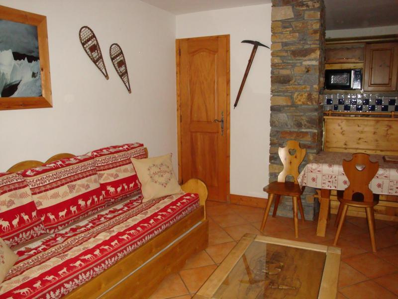 Wakacje w górach Apartament 3 pokojowy 6 osób (11) - Résidence les Alpages de Pralognan E - Pralognan-la-Vanoise