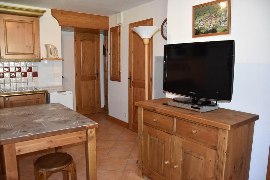 Vacaciones en montaña Apartamento 3 piezas para 4 personas (1) - Résidence les Alpages de Pralognan E - Pralognan-la-Vanoise