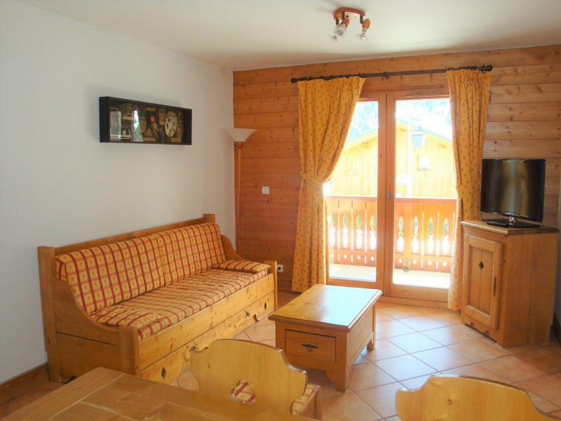 Vacaciones en montaña Apartamento 3 piezas para 6 personas (8) - Résidence les Alpages de Pralognan E - Pralognan-la-Vanoise