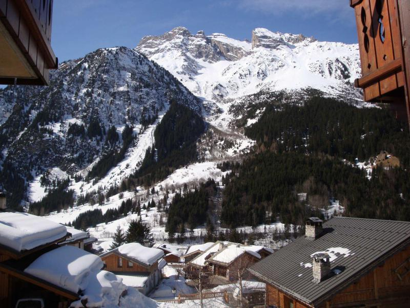 Wakacje w górach Apartament 3 pokojowy 4 osób (12) - Résidence les Alpages de Pralognan E - Pralognan-la-Vanoise