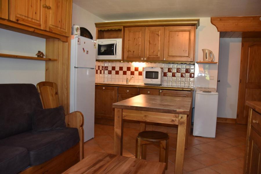 Wakacje w górach Apartament 3 pokojowy 4 osób (1) - Résidence les Alpages de Pralognan E - Pralognan-la-Vanoise - Pokój gościnny