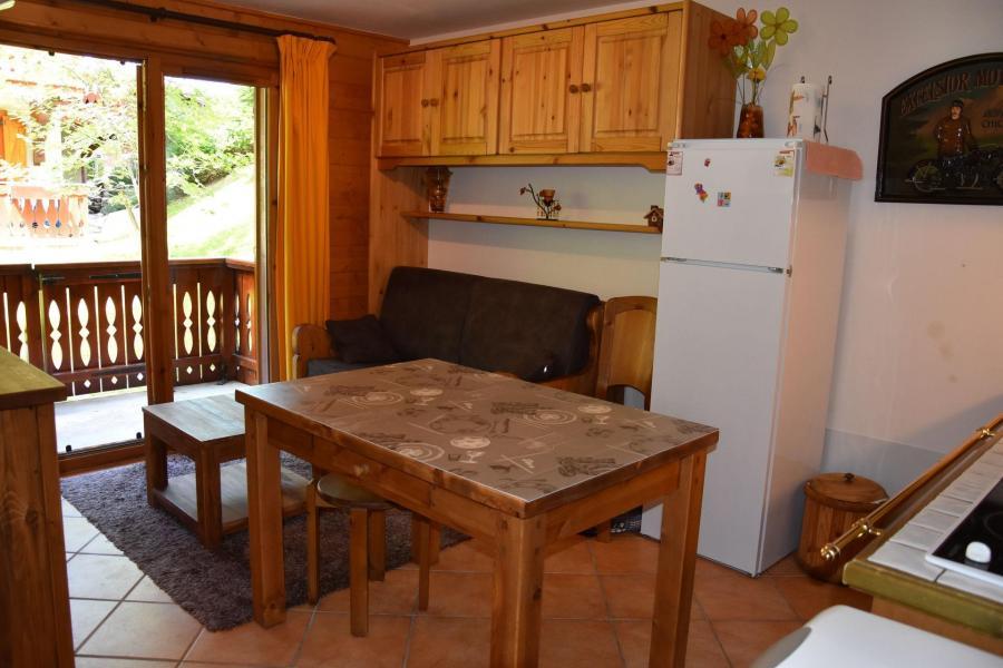 Vacaciones en montaña Apartamento 3 piezas para 4 personas (1) - Résidence les Alpages de Pralognan E - Pralognan-la-Vanoise - Alojamiento