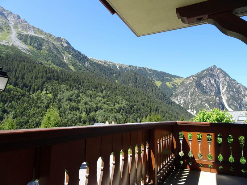 Vacaciones en montaña Apartamento 3 piezas para 5 personas (6) - Résidence les Alpages de Pralognan F - Pralognan-la-Vanoise - Verano