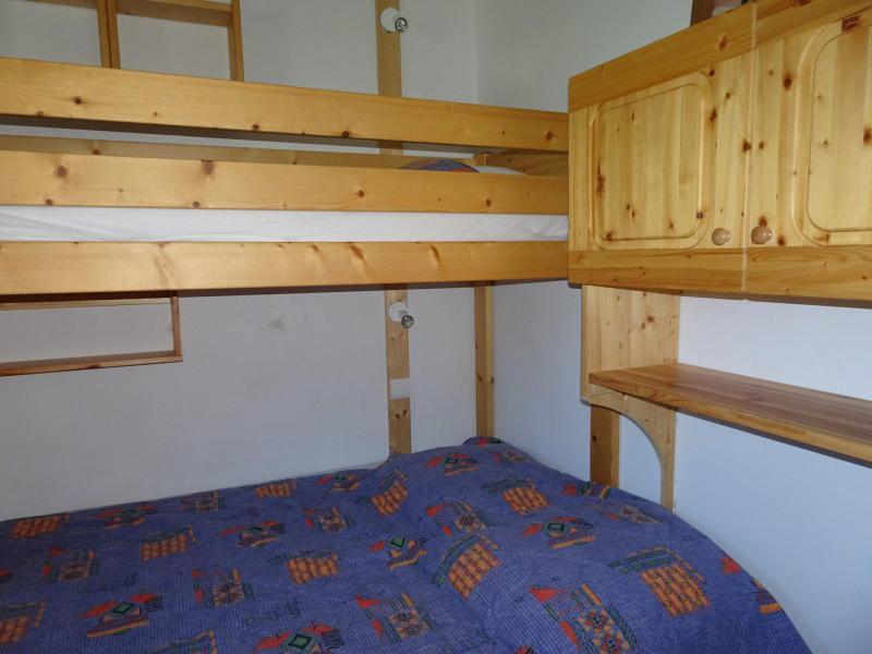 Vacaciones en montaña Apartamento 3 piezas para 5 personas (6) - Résidence les Alpages de Pralognan F - Pralognan-la-Vanoise - Cama plegable
