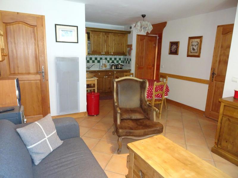 Vacances en montagne Appartement 3 pièces 5 personnes (6) - Résidence les Alpages de Pralognan F - Pralognan-la-Vanoise - Séjour