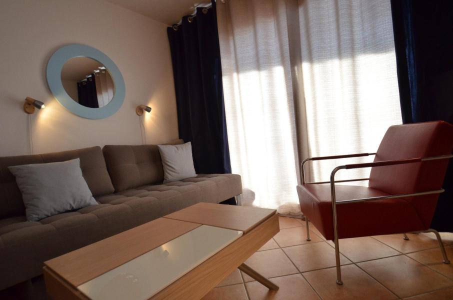 Vacances en montagne Appartement 2 pièces cabine 4 personnes - Résidence les Alpages de Reberty - Les Menuires - Logement
