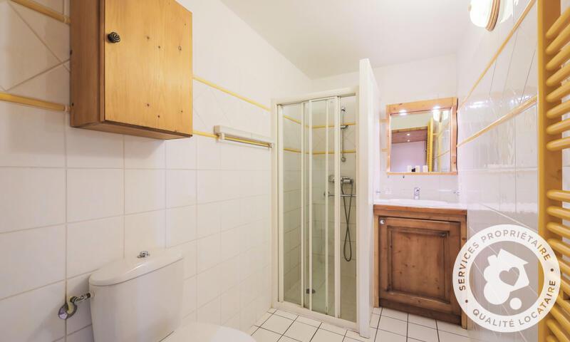 Vacances en montagne Appartement 2 pièces 4 personnes (Sélection 36m²-1) - Résidence les Alpages de Reberty - Maeva Home - Les Menuires - Extérieur été