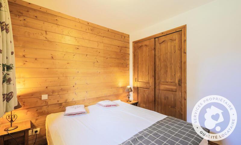 Vacances en montagne Appartement 2 pièces 6 personnes (Sélection 44m²) - Résidence les Alpages de Reberty - Maeva Home - Les Menuires - Extérieur été