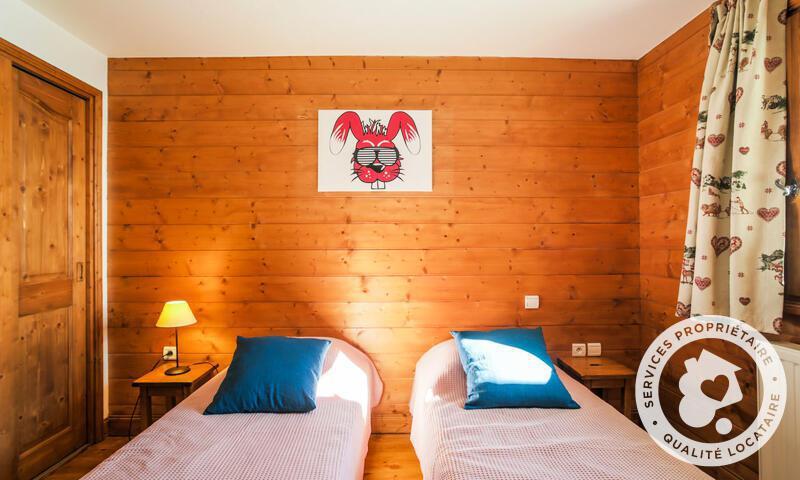Vacances en montagne Appartement 3 pièces 6 personnes (Sélection 61m²) - Résidence les Alpages de Reberty - Maeva Home - Les Menuires - Extérieur été