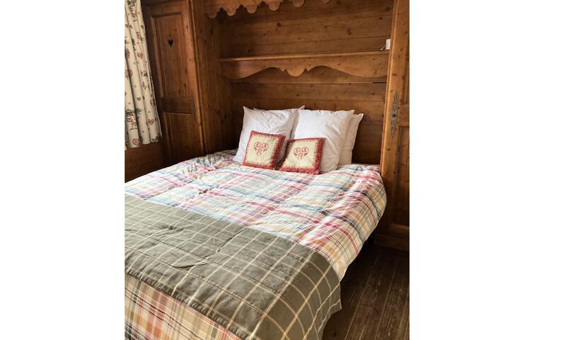 Vacances en montagne Appartement 3 pièces 6 personnes (Sélection 40m²-2) - Résidence les Alpages de Reberty - Maeva Home - Les Menuires - Extérieur été