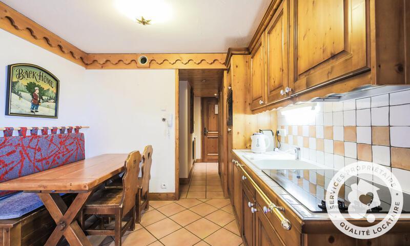 Vacances en montagne Appartement 2 pièces 6 personnes (Sélection -1) - Résidence les Alpages de Reberty - Maeva Home - Les Menuires - Extérieur été