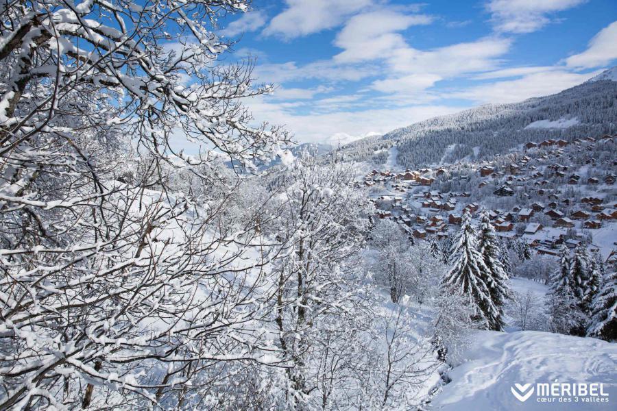 Vacances en montagne Résidence les Ancolies - Méribel-Mottaret