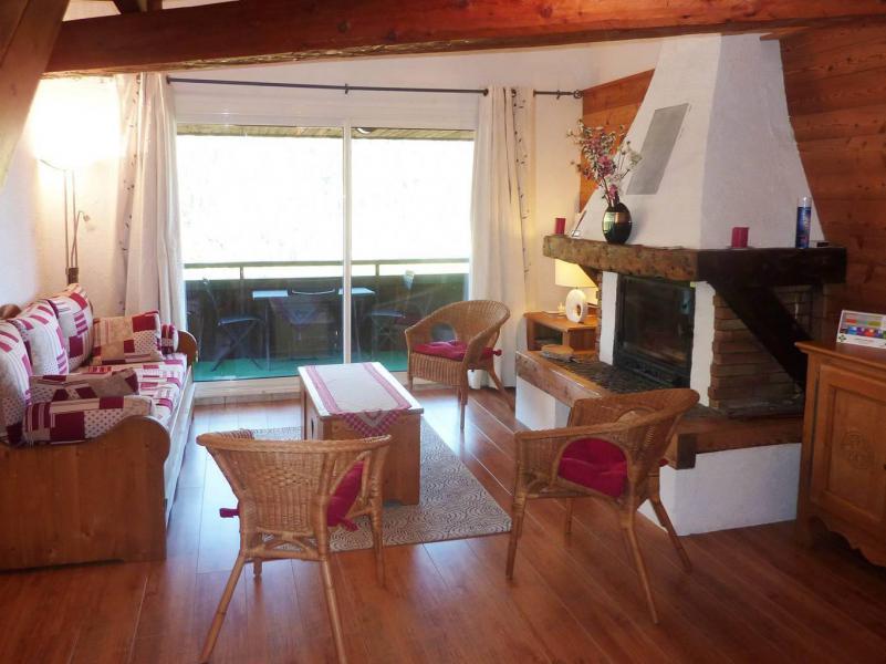Wakacje w górach Apartament 5 pokojowy 8 osób (404) - Résidence les Anémones - Les Orres