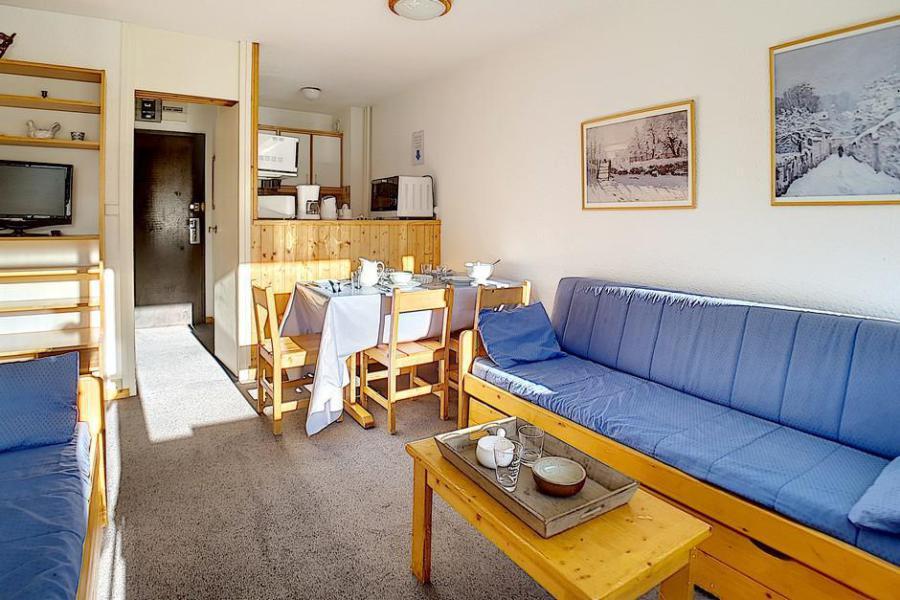 Vacances en montagne Appartement 2 pièces 6 personnes (115) - Résidence les Aravis - Les Menuires