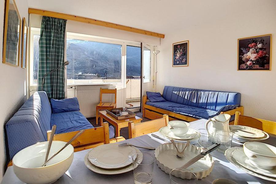Vacances en montagne Résidence les Aravis - Les Menuires - Plan