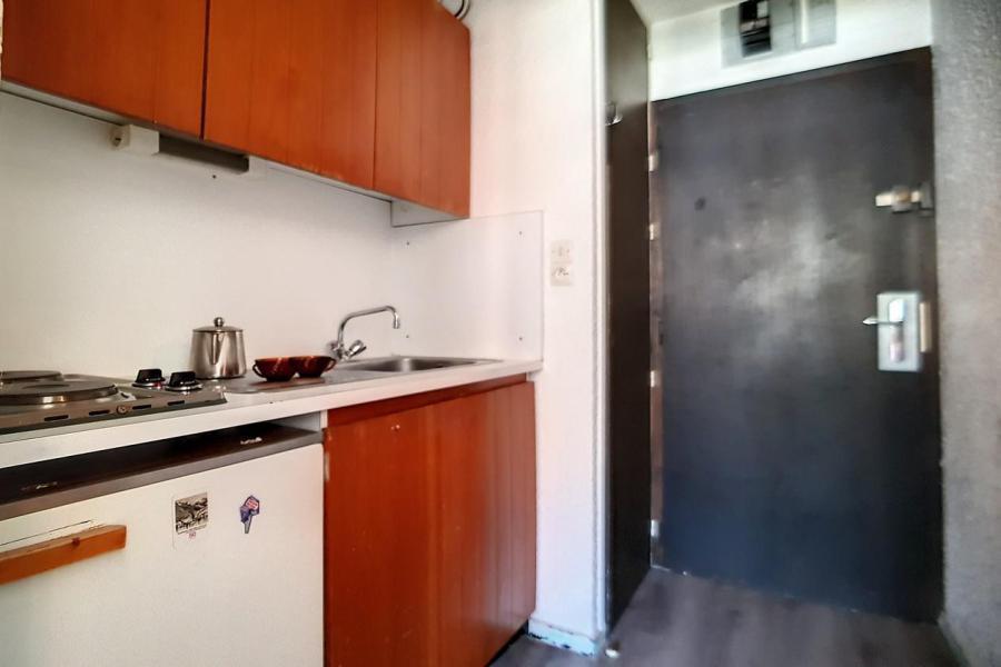 Vacances en montagne Studio 3 personnes (210) - Résidence les Aravis - Les Menuires - Extérieur été