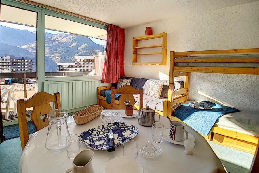 Vacances en montagne Studio 3 personnes (104) - Résidence les Aravis - Les Menuires