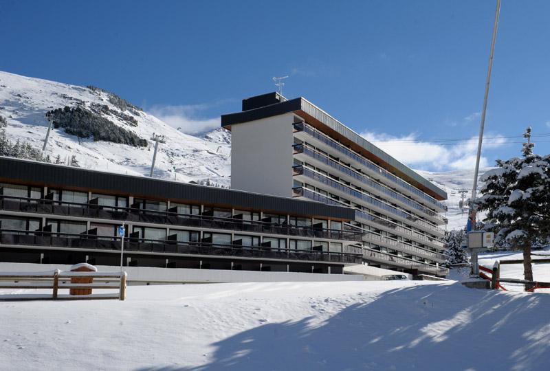 Vacances en montagne Appartement 2 pièces 6 personnes (717) - Résidence les Aravis - Les Menuires