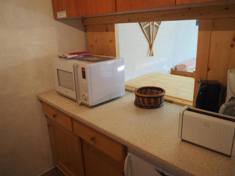 Vacances en montagne Appartement 2 pièces 6 personnes (417) - Résidence les Aravis - Les Menuires