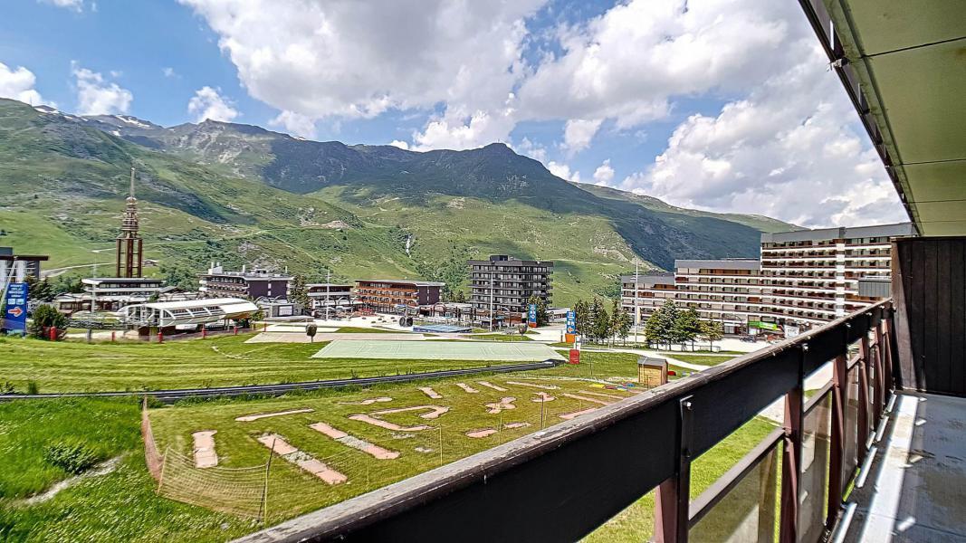 Vacances en montagne Appartement 2 pièces 6 personnes (319) - Résidence les Aravis - Les Menuires