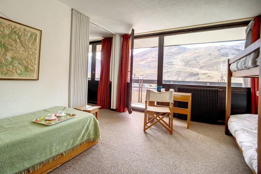 Vacances en montagne Appartement 2 pièces 6 personnes (615) - Résidence les Aravis - Les Menuires