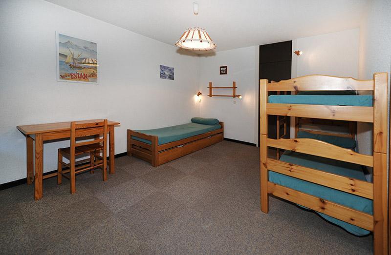 Vacances en montagne Appartement 2 pièces 5 personnes (519) - Résidence les Aravis - Les Menuires - Lits superposés