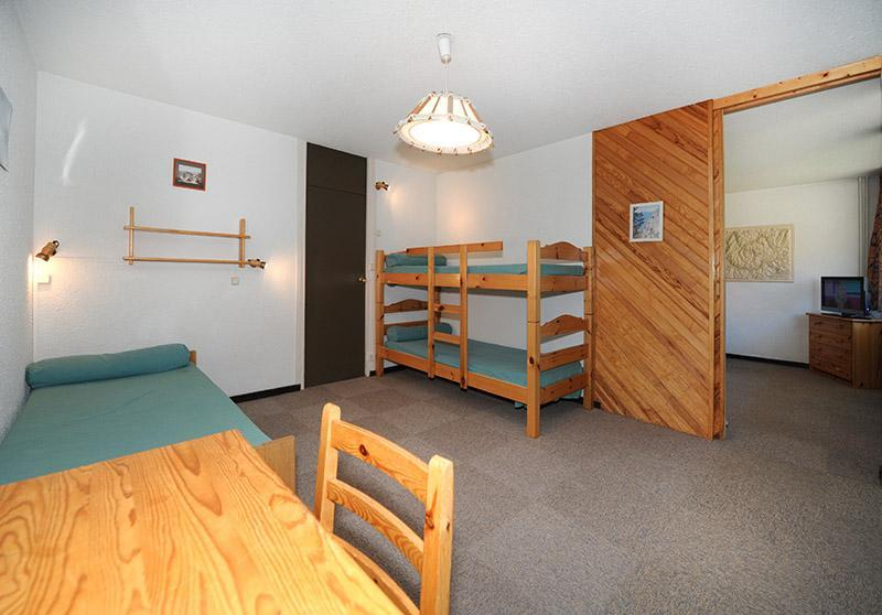 Vacances en montagne Appartement 2 pièces 5 personnes (519) - Résidence les Aravis - Les Menuires - Table