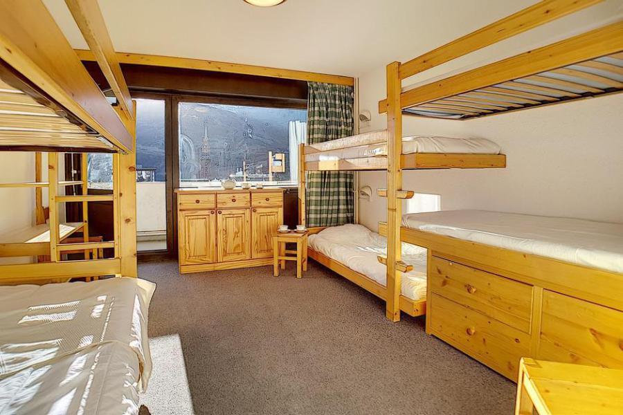 Vacances en montagne Appartement 2 pièces 6 personnes (115) - Résidence les Aravis - Les Menuires - Coin repas