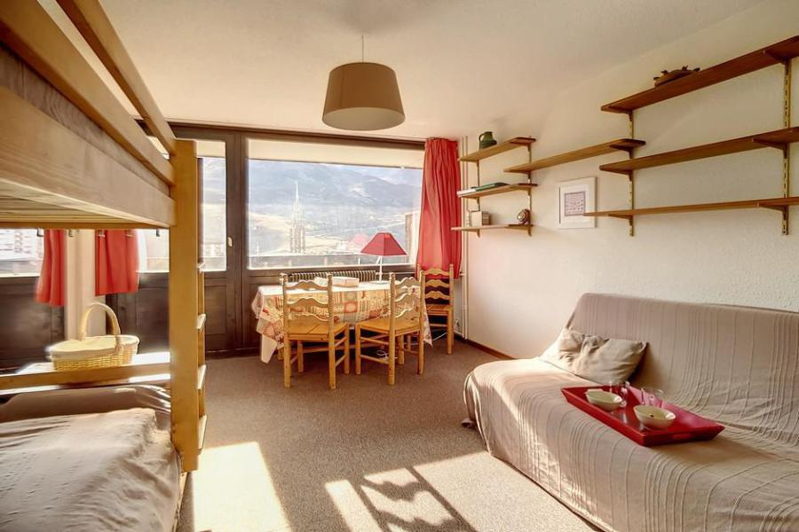 Vacances en montagne Appartement 2 pièces 6 personnes (316) - Résidence les Aravis - Les Menuires - Salle de bains