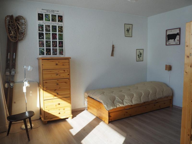 Vacances en montagne Appartement 2 pièces 6 personnes (417) - Résidence les Aravis - Les Menuires - Canapé
