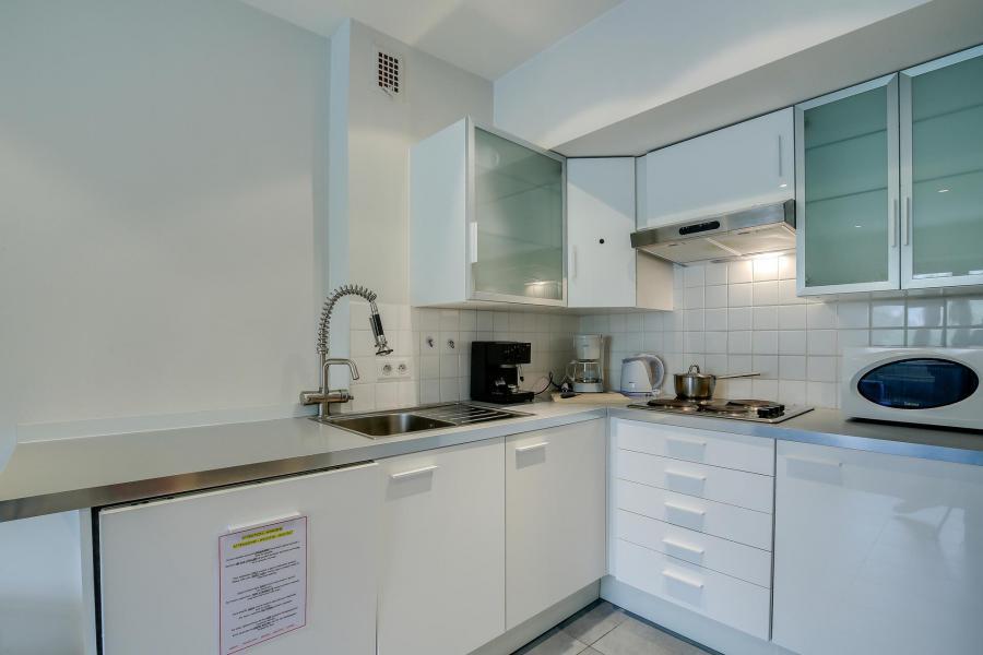 Vacances en montagne Appartement 2 pièces 4 personnes (021) - Résidence les Armaillis - Tignes