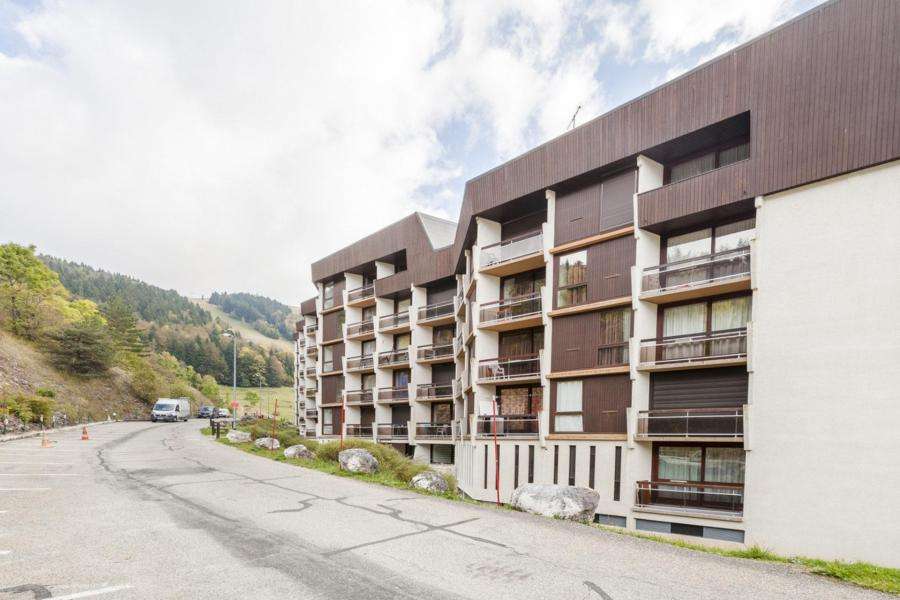 Vacaciones en montaña Estudio para 3 personas (H52) - Résidence les Arolles - Villard de Lans - Verano