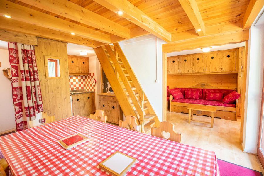 Vacaciones en montaña Apartamento 3 piezas mezzanine para 8 personas (AR31A) - Résidence les Arolles - La Norma