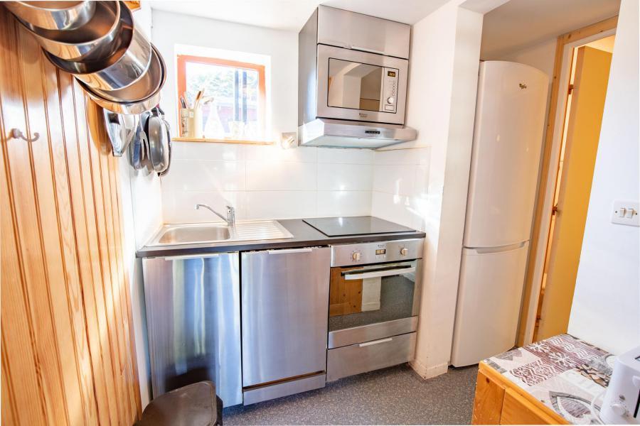 Vacaciones en montaña Apartamento 3 piezas mezzanine para 8 personas (AR16B) - Résidence les Arolles - La Norma