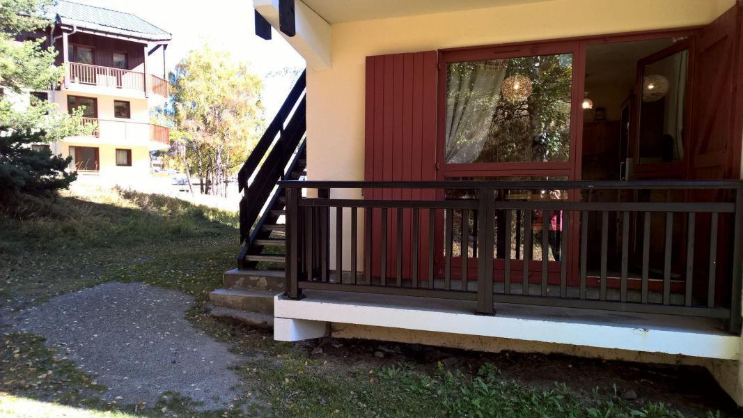 Vacaciones en montaña Apartamento 2 piezas para 4 personas (AR29B) - Résidence les Arolles - La Norma