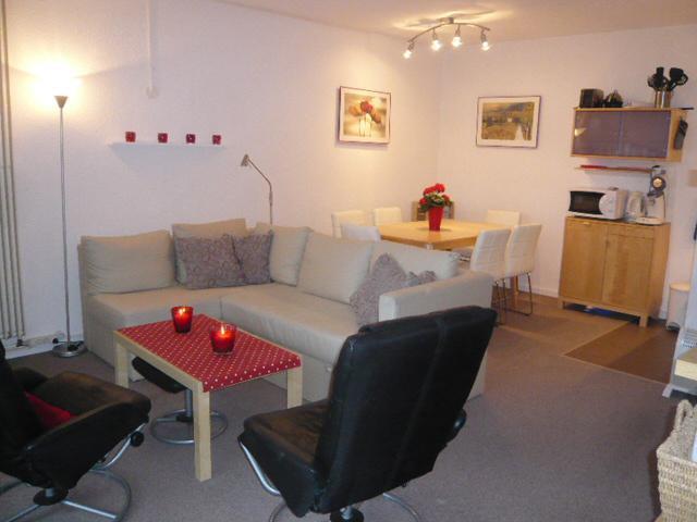 Vacaciones en montaña Apartamento 2 piezas para 6 personas (H21) - Résidence les Arolles - Villard de Lans