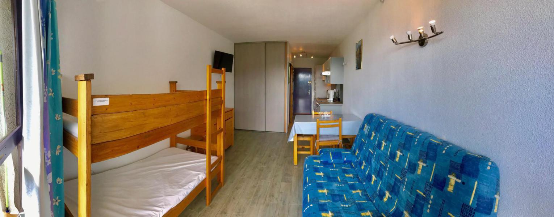 Vacaciones en montaña Estudio para 4 personas (ARO.H73) - Résidence les Arolles - Villard de Lans